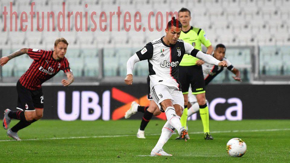 นักเตะ Ronaldo ได้รับบทลงโทษช่วย Juve ใน Serie A
