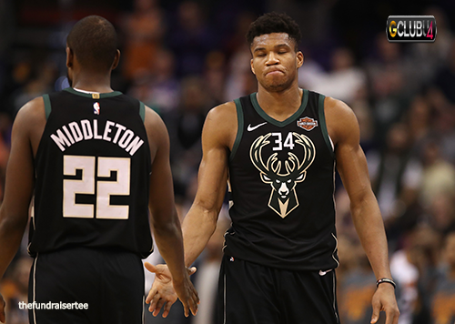 รอบเพลย์ออฟของ NBA: ชุดซีลของ Milwaukee Bucks กวาดล้าง Miami Heat