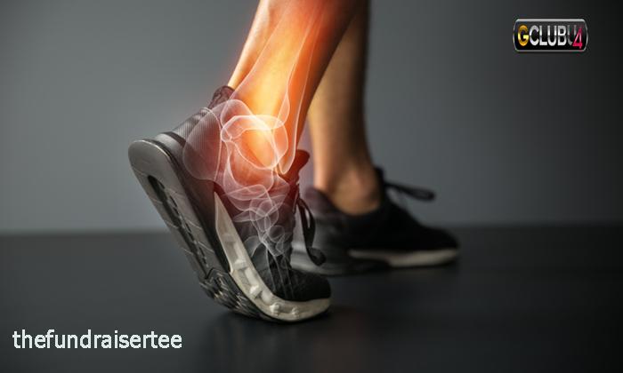 วิธีรักษา ข้อเท้าแพลง จากการเล่นกีฬา